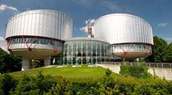Mahkeme binasının dış görünümü