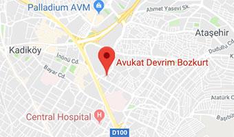 İstanbul Ataşehir Avukat